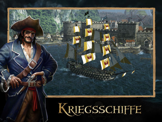 Screenshot 2 Tempest: Pirate Action RPG