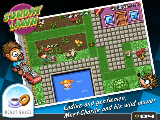 Sunday Lawn iOS Screenshots