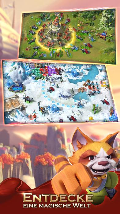 Art of Conquest (AoC) iOS Screenshots