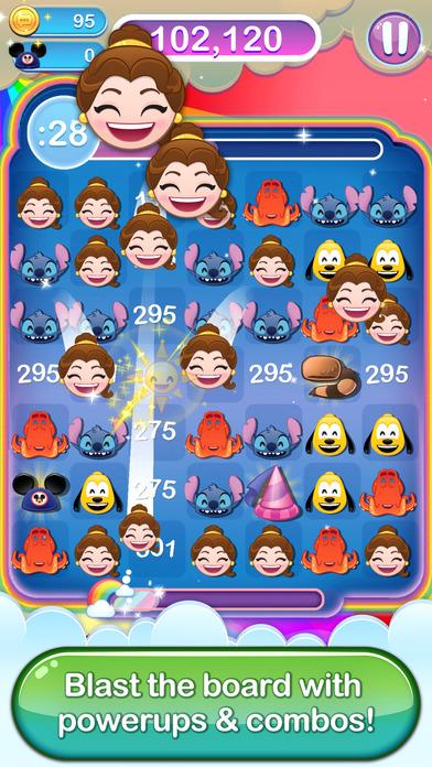 download Disney Emoji Blitz with Pixar appstore review