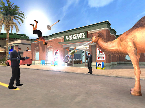 Screenshot 2 Goat Simulator PAYDAY