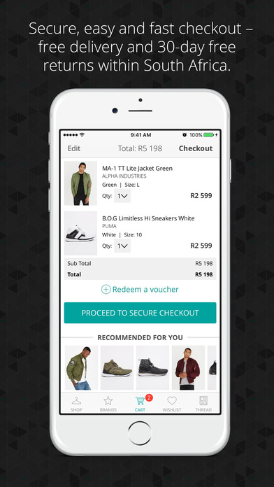 download Spree online fashion shopping – Women, Men & Kids apps 2