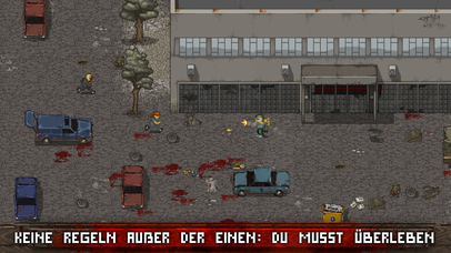 Mini DAYZ - Survival Game iOS Screenshots