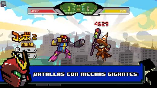 Chroma Squad Screenshot