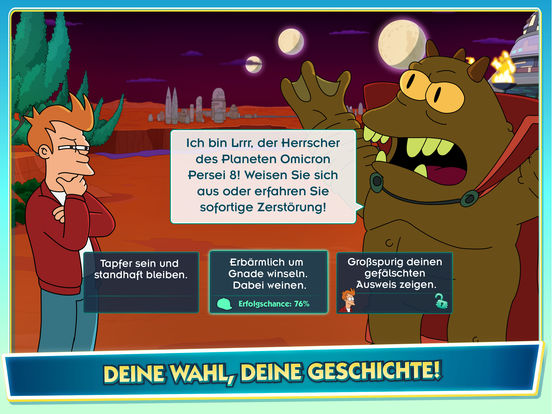 Screenshot 4 Futurama: Worlds of Tomorrow