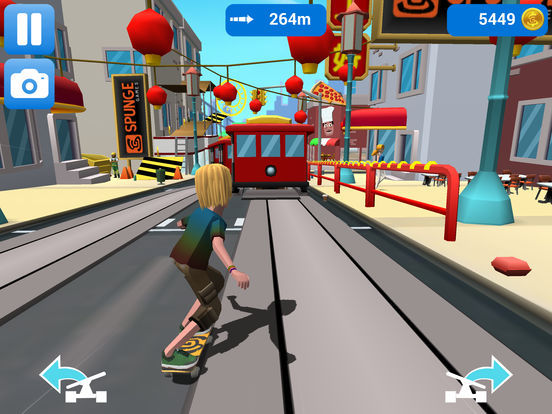 Screenshot 4 Faily Skater