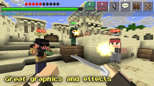 Cops N Crims : Mini Multiplayer FPS Game Screenshots