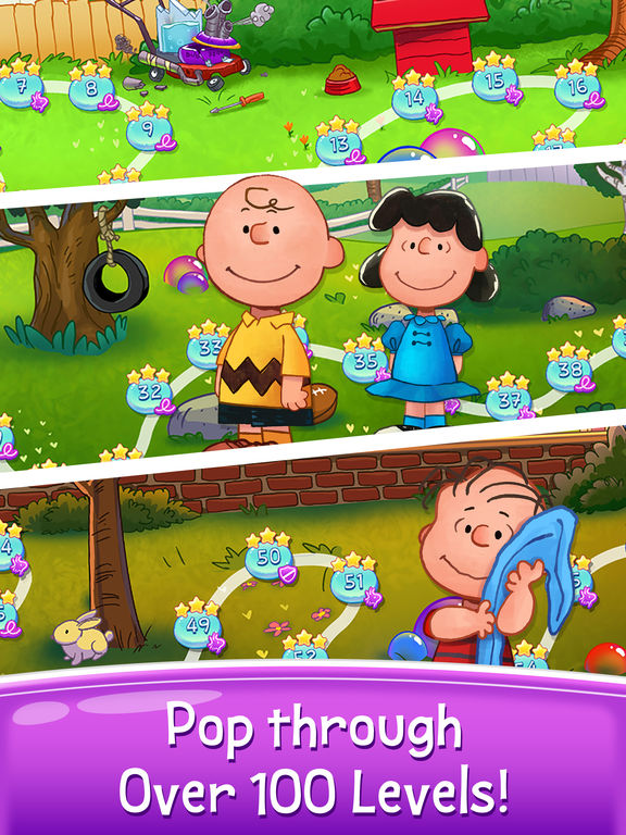Screenshot 4 Snoopy Pop