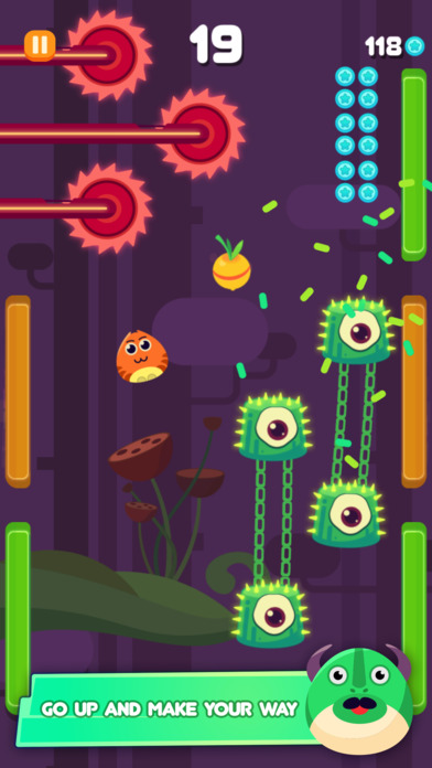 Tumble Ranger iOS Screenshots