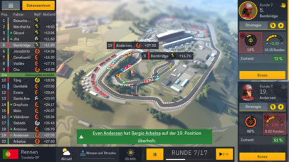 Motorsport Manager Mobile 2  Bild 2