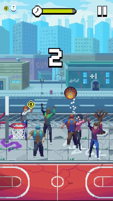 Screenshot 3 Bouncy Hoops