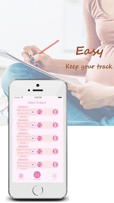 Baby Beat - Prenatal Heartbeat Listener Screenshot