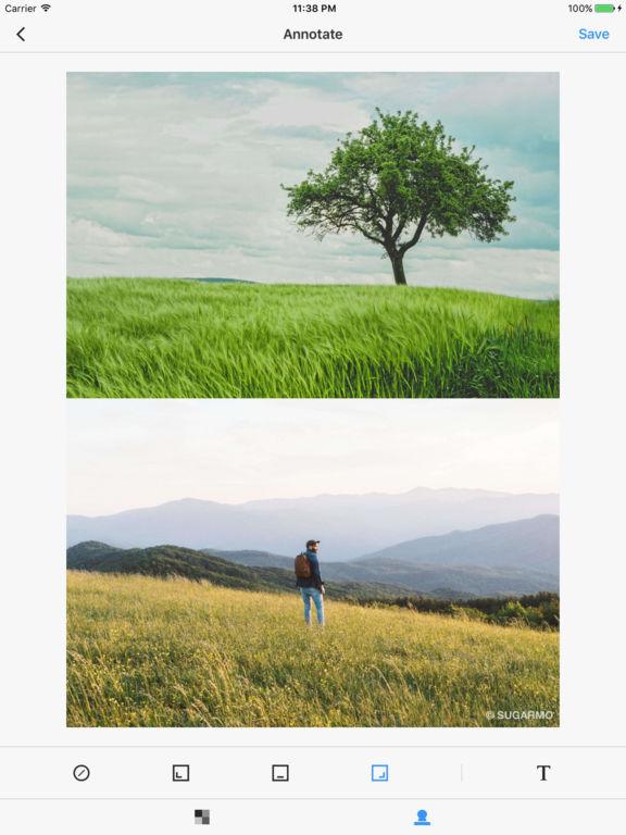 Picsew - Long Screenshot & Long Image Stitching Screenshot