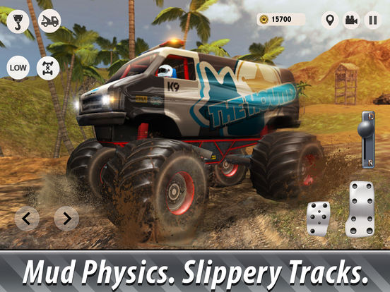 SUV Offroad Simulator 3D Full Screenshots