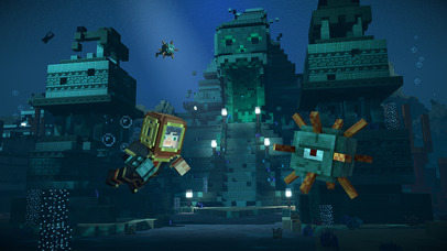 Screenshot 2 Minecraft: Story Mode - Season Two