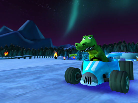 Screenshot 5 Safari Kart