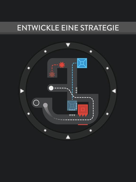 Screenshot 2 Newton - Gravity Puzzle