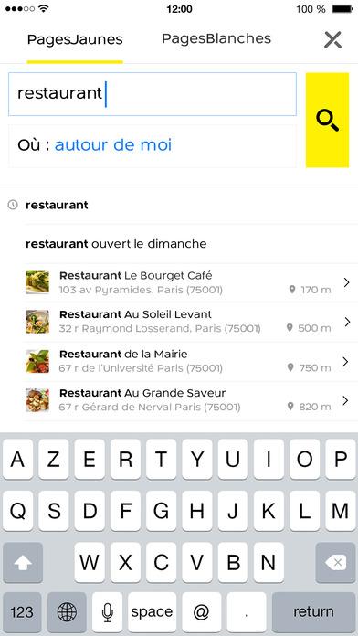 download PagesJaunes – Trouvez plus que des coordonnées apps 2