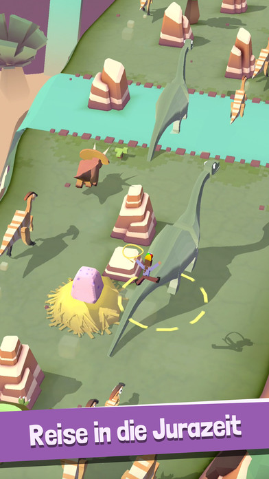 Rodeo Stampede - Sky Zoo Safari iOS Screenshots