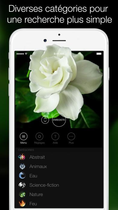 download Fonds d'écran vivants pour moi - Images HD animés apps 4