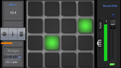 Screenshot BeatPad
