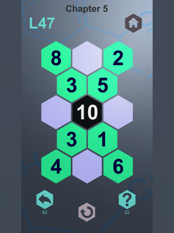 Screenshot 2 The Melding - A Number Logic Puzzle
