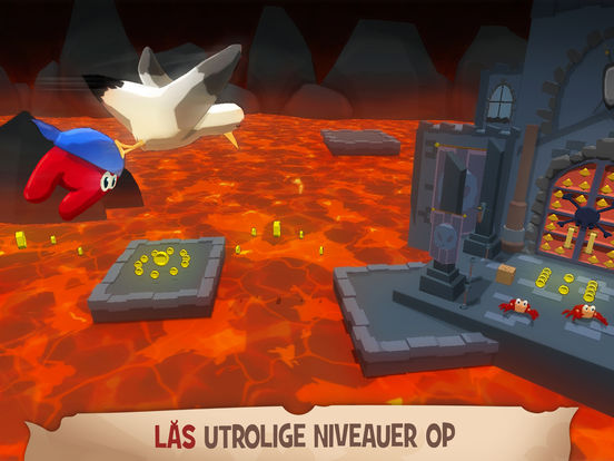 Screenshot 3 Kraken Land : 3D Platformer Adventures