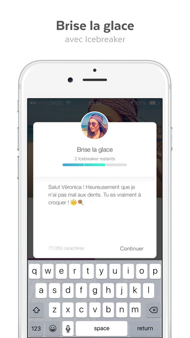 App ipad rencontres