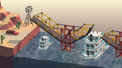 Screenshot 2 Poly Bridge