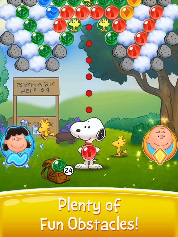 Screenshot 2 Snoopy Pop
