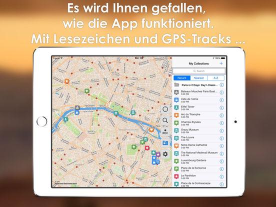 Galileo Offline-Karten Pro Screenshots