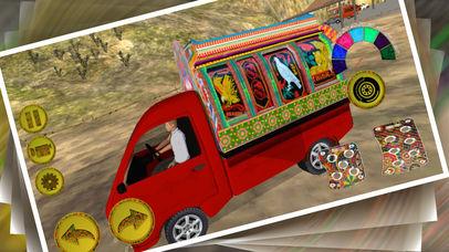 camionnette driver pro par muhammad bilal. Black Bedroom Furniture Sets. Home Design Ideas