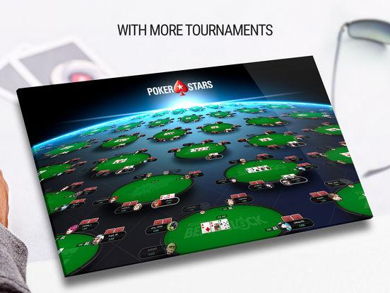 pokerstars app store