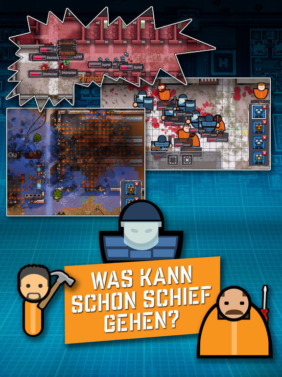 Screenshot 5 Prison Architect: Mobile