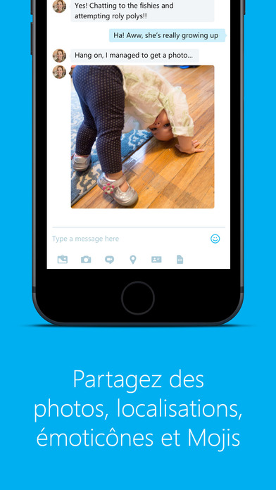 download Skype pour iPhone apps 2