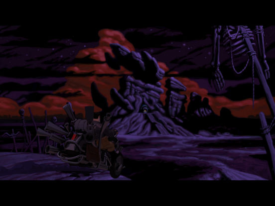 Screenshot 5 Full Throttle Remastered