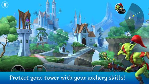 Tiny Archers Screenshot