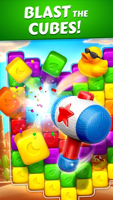 Screenshot 2 Toon Blast
