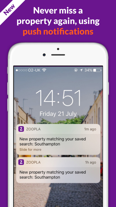 Zoopla Property Search UK - Home to buy & rent App Latest ...