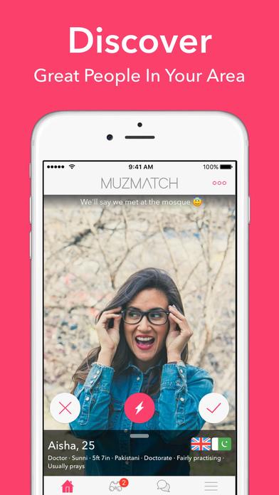 download Single Muslim dating app: muzmatch appstore review