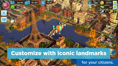 download SimCity BuildIt appstore review
