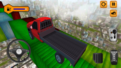 download Vertigo Semi Truck Driving : Impossible Tracks appstore review