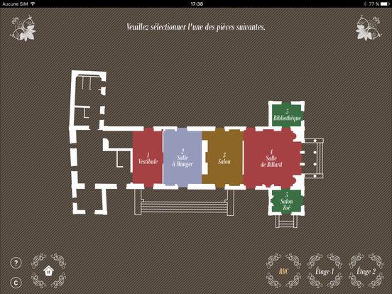 Maison caillebotte dans l app store for Application ipad construction maison