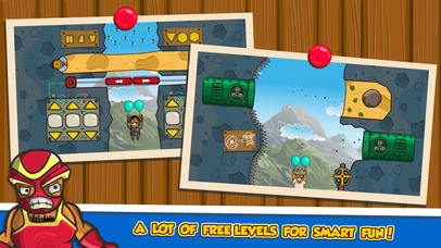 Screenshot 4 Amigo Pancho 2: Puzzle Journey