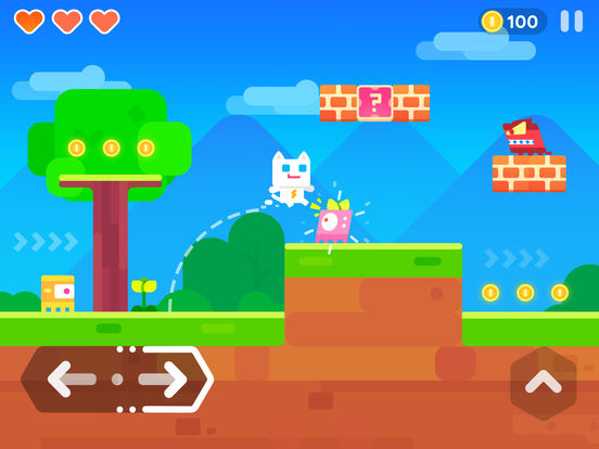 Screenshot 1 Super Phantom Katze 2
