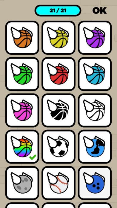 Screenshot 4 Flappy Dunk