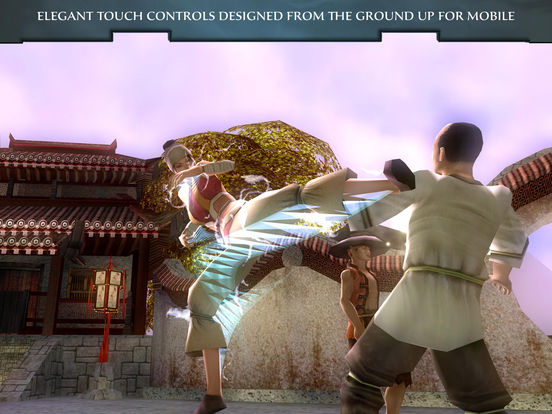 Jade Empire™: Special Edition iOS Screenshots
