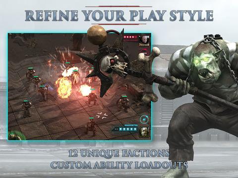 Screenshot 4 Warhammer 40,000: Regicide