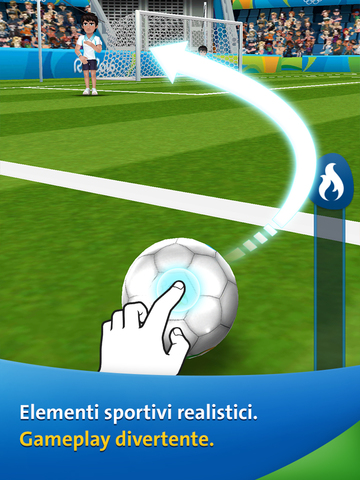 Rio 2016 Olympic Games Screenshot