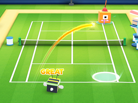 Tennis Bits iOS Screenshots